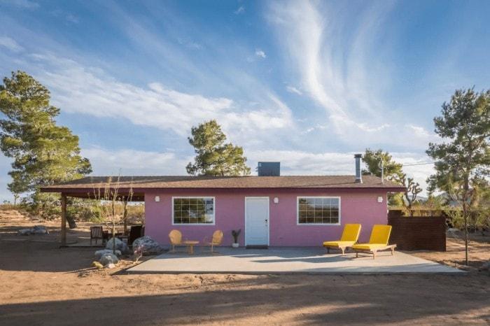 Flamingo Social Club home in Joshua Tree