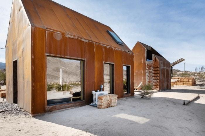 Architect's Off Grid Stargazing Cabin Joshua Tree