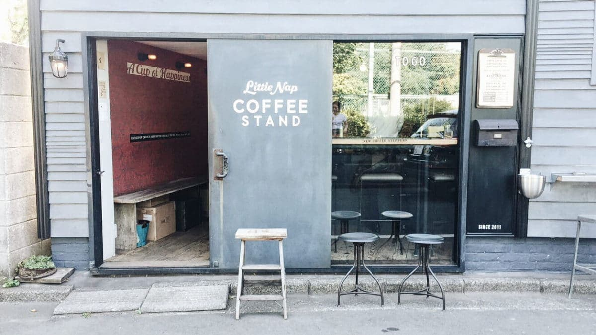 Espresso Stand Designs : Tokyo s coolest coffee shops to get your caffeine fix