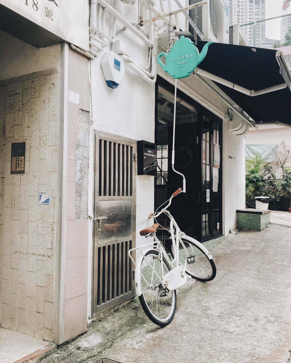 Teakha, Hong Kong