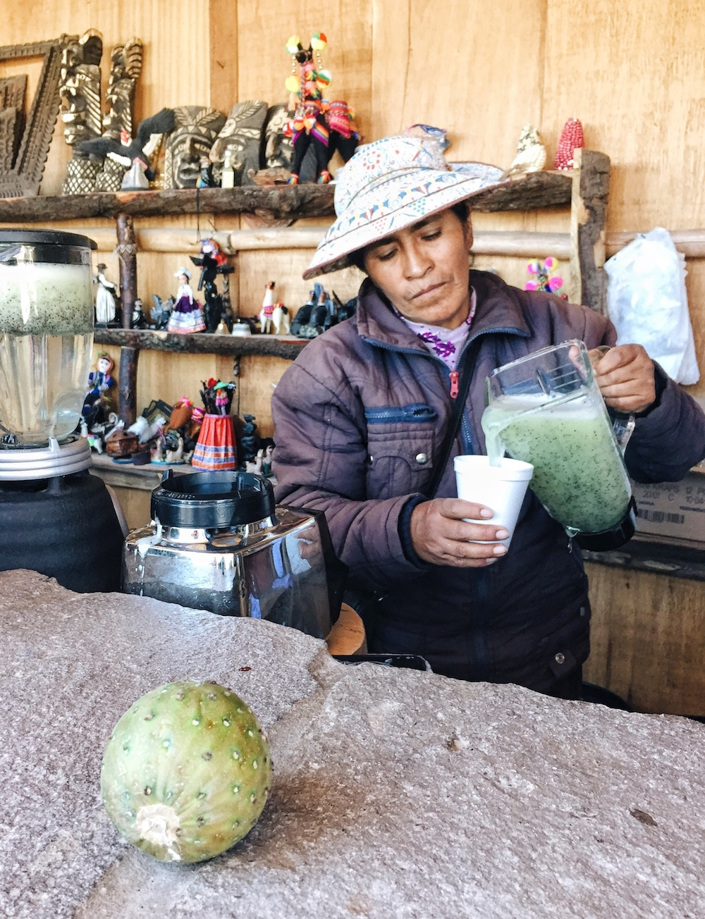 Colca sours in the Colca Valley