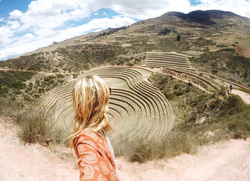 Moray Ruins Sacred Valley, Peru