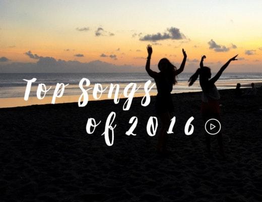 My Top Songs of 2016