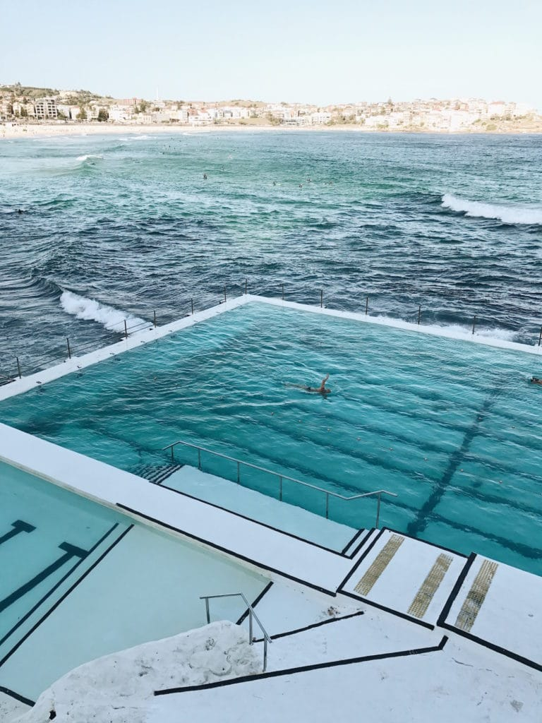 Perhaps the most photographed pool in the world, the Bondi Icebergs club is a Sydney staple.