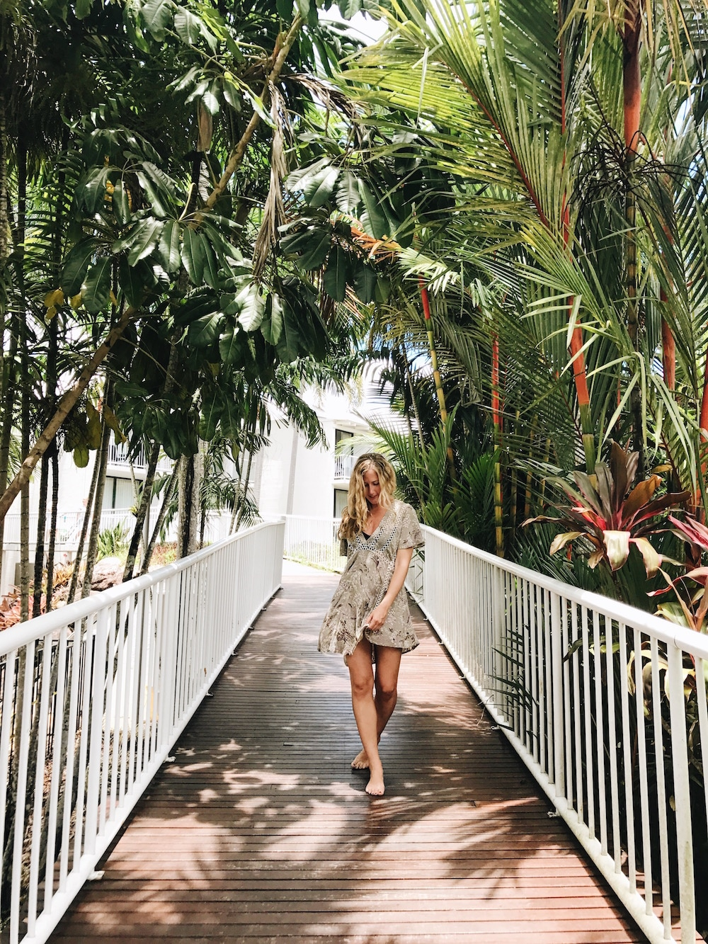 Why you should stay at the QT Hotel, Port Douglas, from www.livelikeitstheweekend.com