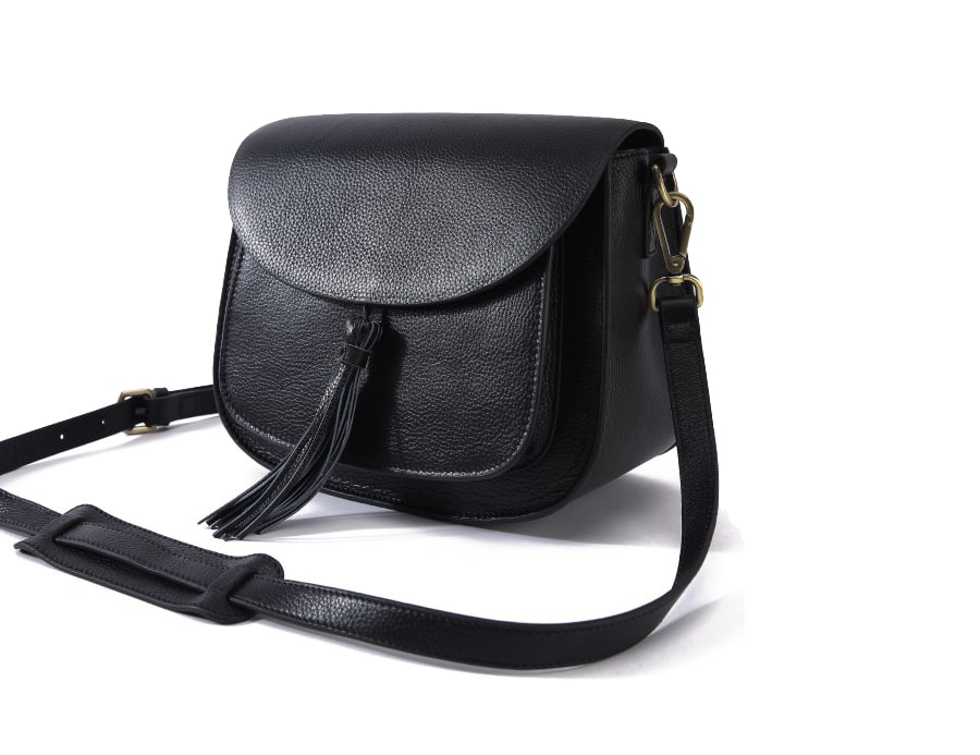 A chic camera bag that doesn't look like a camera bag