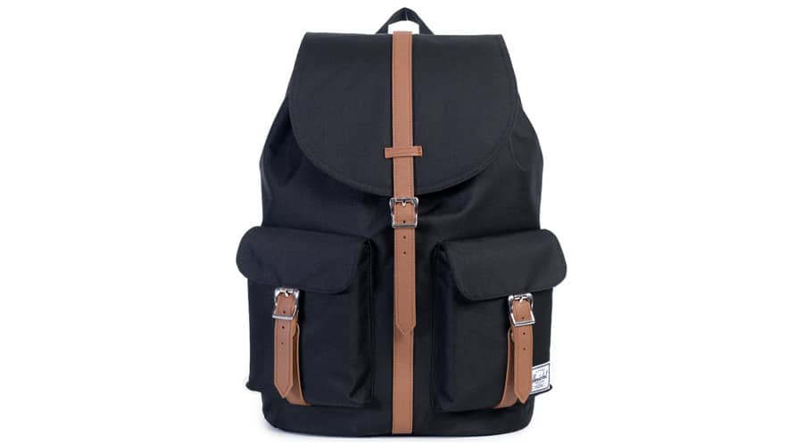 The Herschel Dawson back is my go-to for carrying tech gear