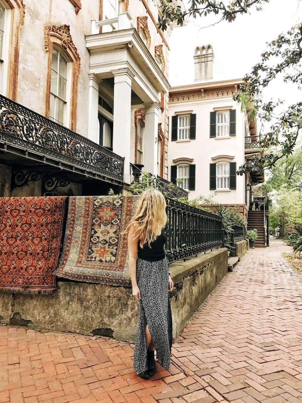 Alex Raskin Antiques, Savannah, Georgia