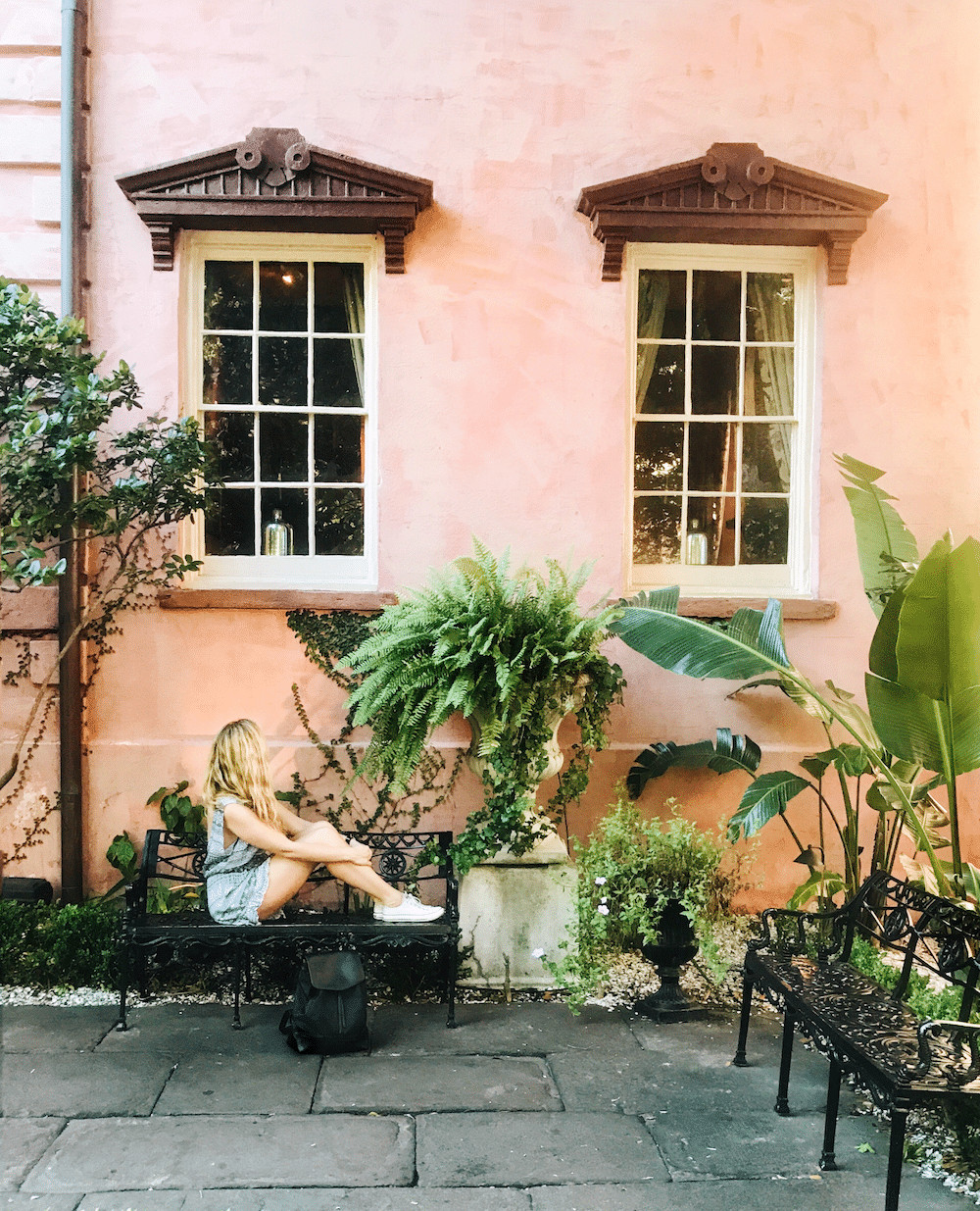 The Olde Pink House, Savannah, Georgia