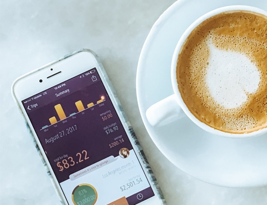 The Trail Wallet app allows you to track your travel expenses with minimal effort and stress relieving results.