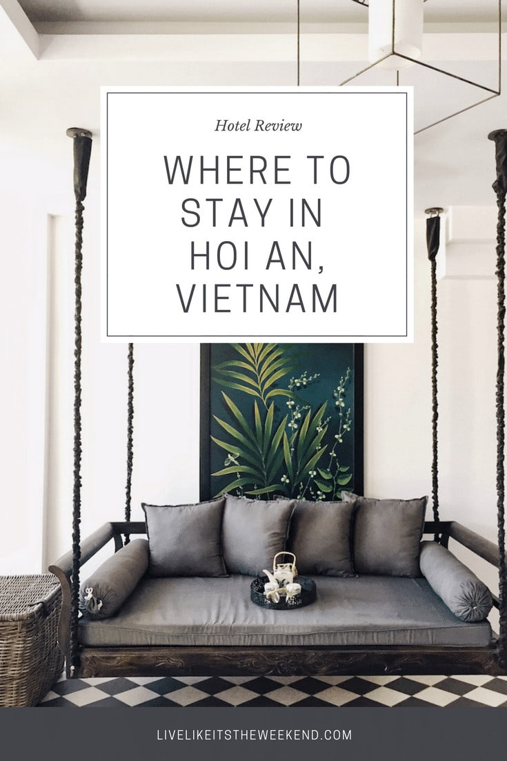 Where to Stay in Hoi An, Vietnam: Maison Vy