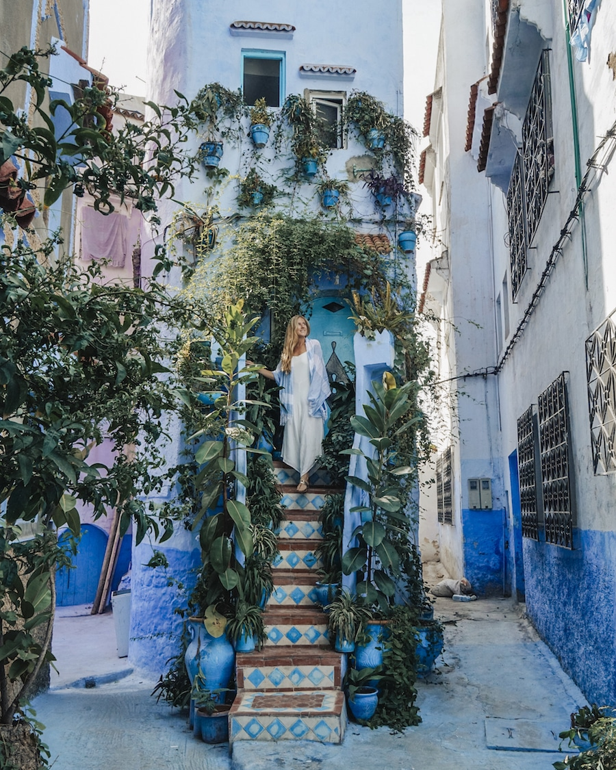 Chefchaouen The Blue Pearl