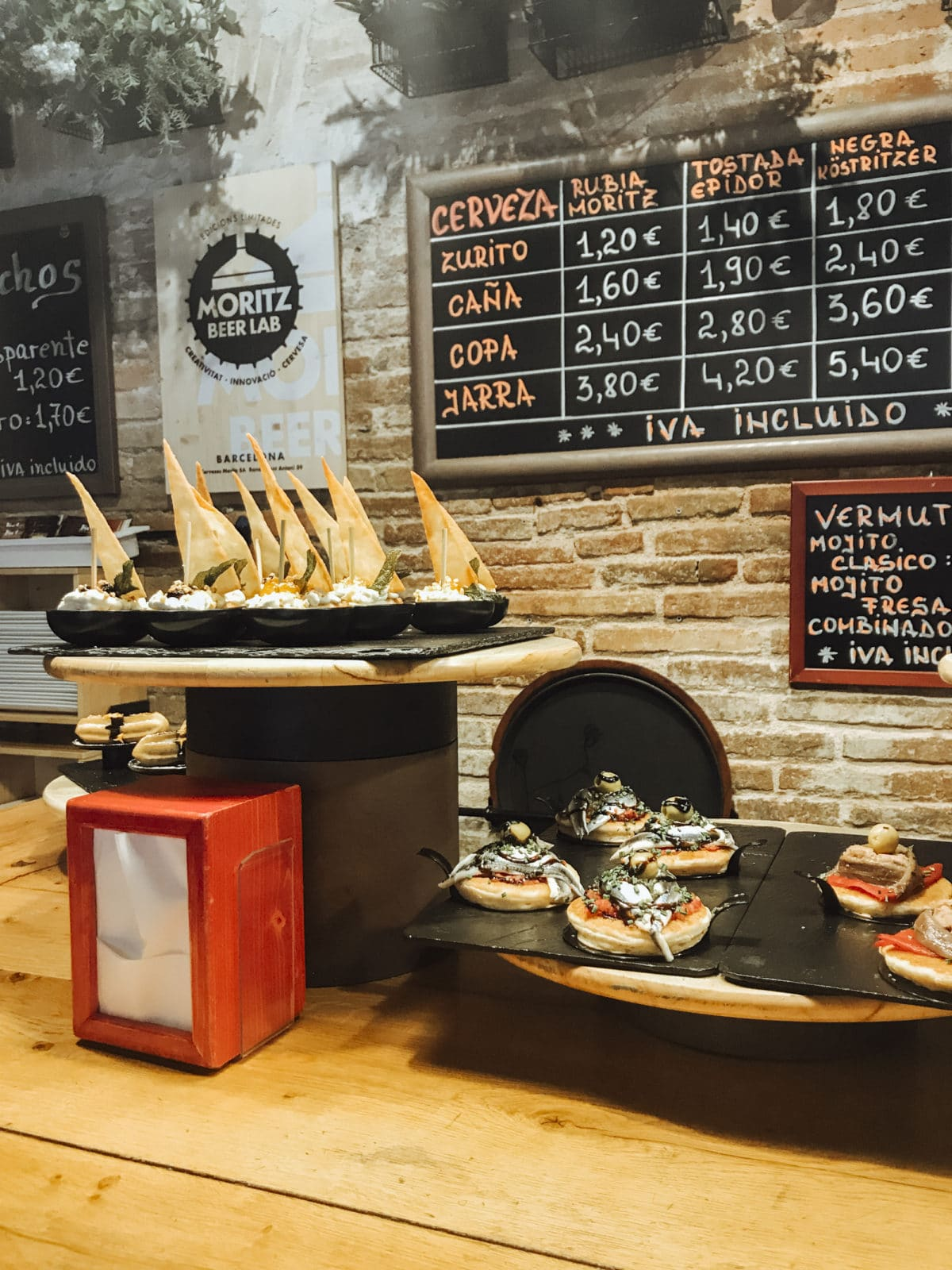 Where to Find the Best Food in Barcelona: Tapas, Pintxos, Churros & More!