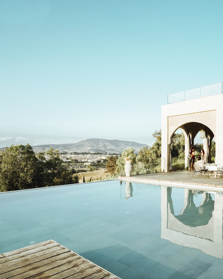 Ditch The Riads For This Luxury Hotel In Fez Morocco