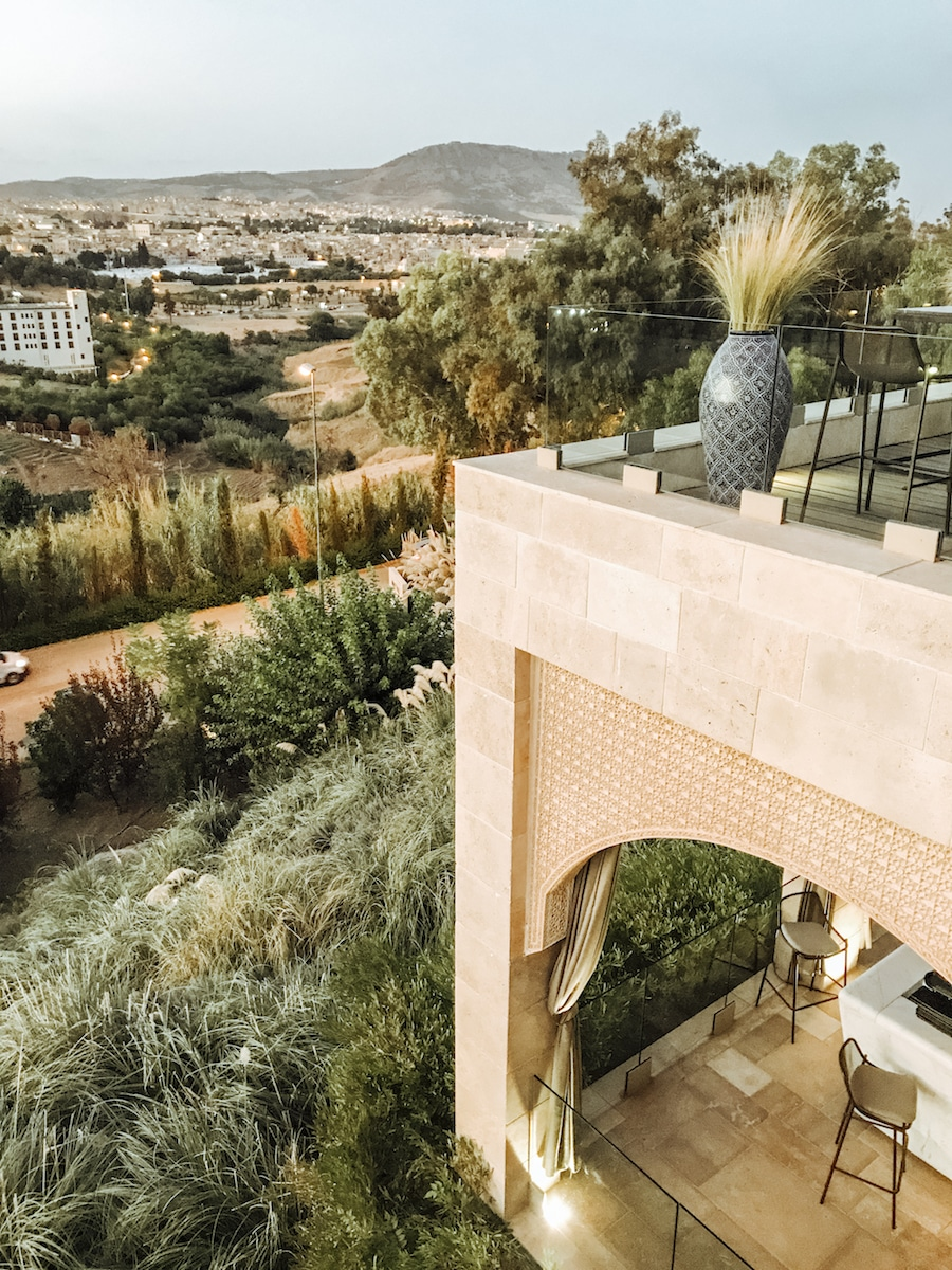 Ditch the Riads for This Luxury Hotel in Fez, Morocco