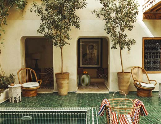 Where to Stay in Marrakech, Morocco: El Fenn Review