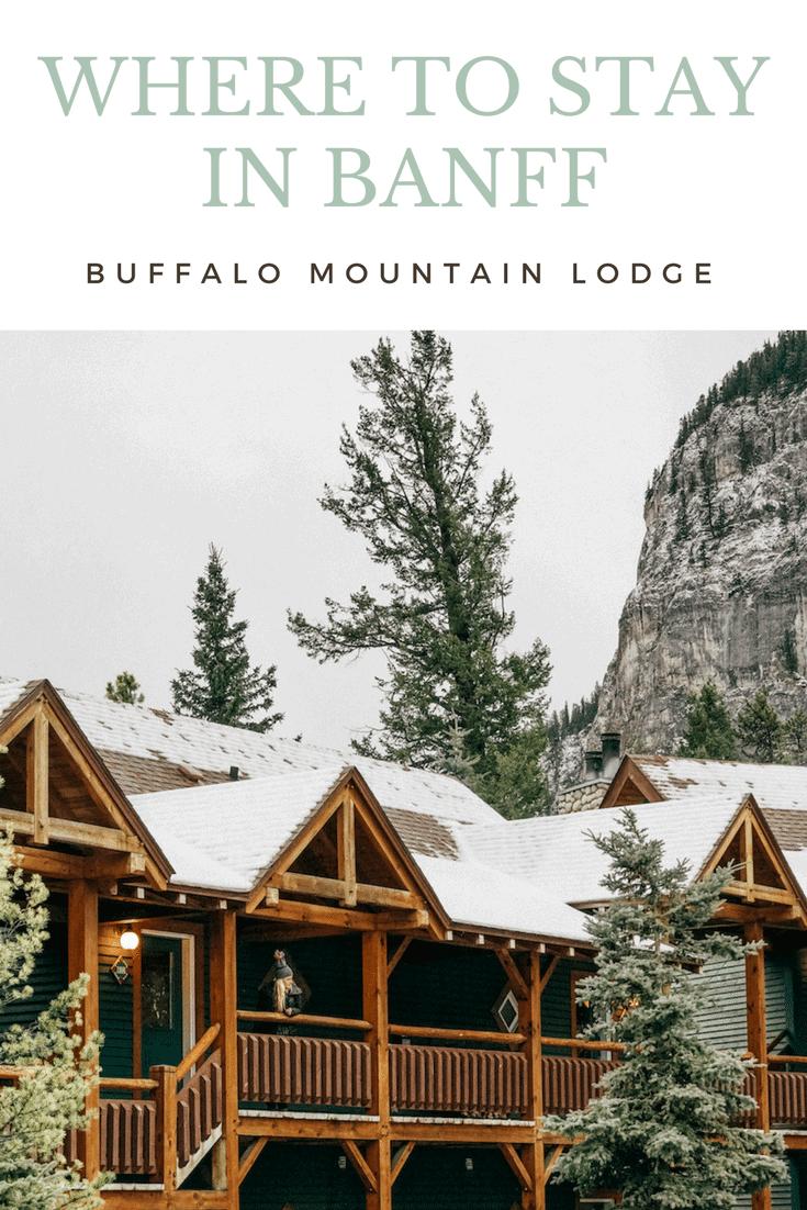 A Cozy Cabin Retreat in Banff: Buffalo Mountain Lodge Review