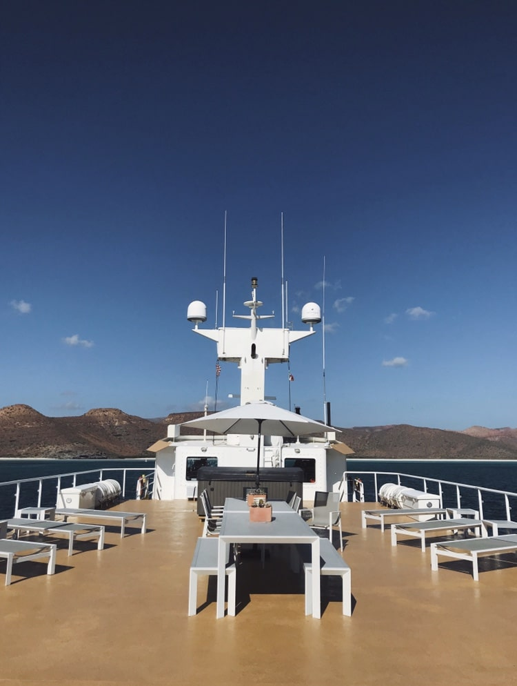 What to Expect Cruising Through the Sea of Cortez, Mexico with Offshore Outpost