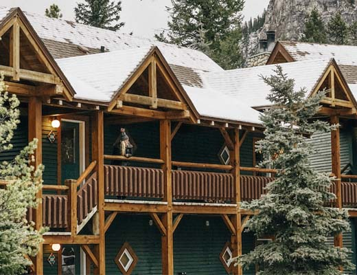 A Cozy Cabin Retreat in Banff: Buffalo Mountain Lodge Review