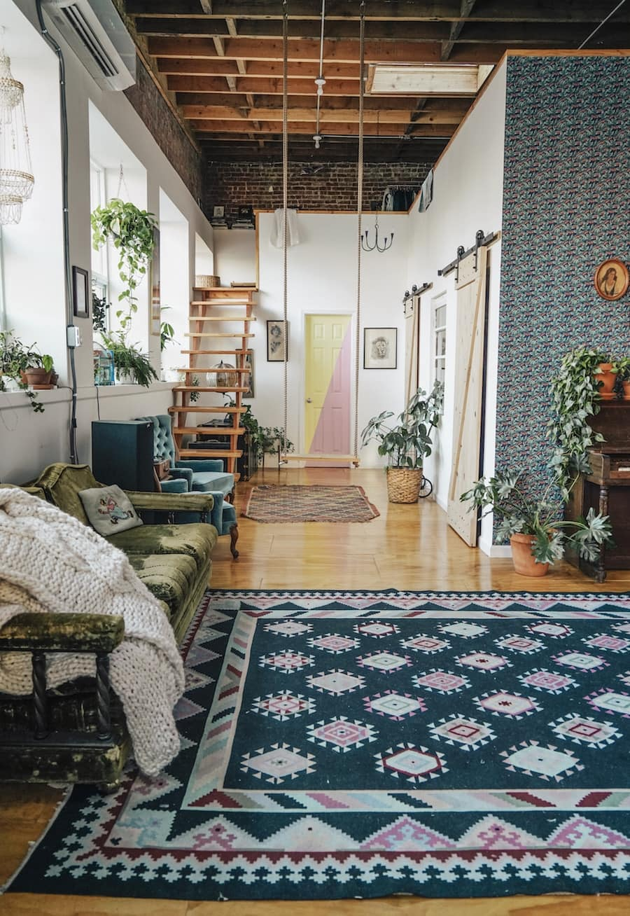 Where to Stay in Brooklyn: The Funky Loft