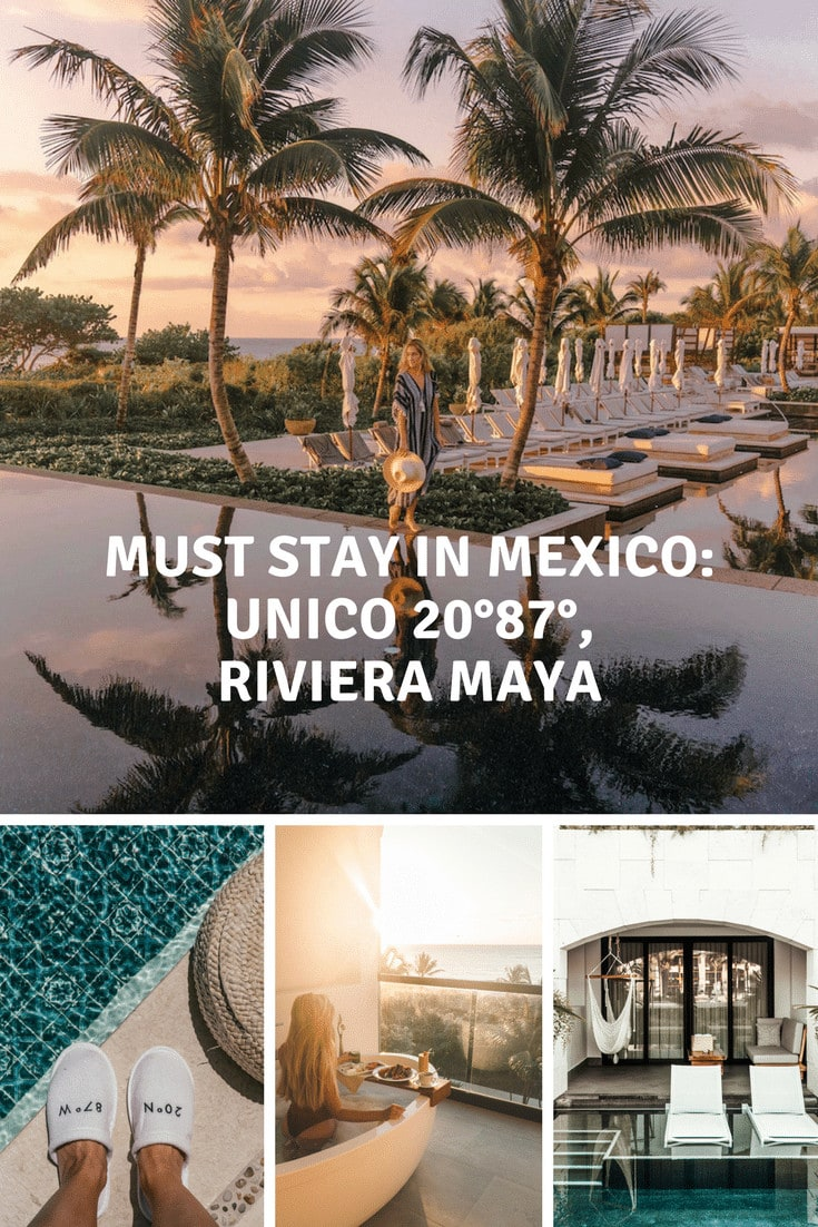 How Riviera Maya's Unico 20°87° Hotel is Completely Redefining the Term