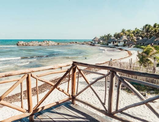 A Complete Guide To Tulum: Mexico's Most Stylish Beach Getaway