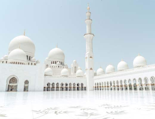 Everything You Need to Know Before Visiting Abu Dhabi's Sheikh Zayed Mosque