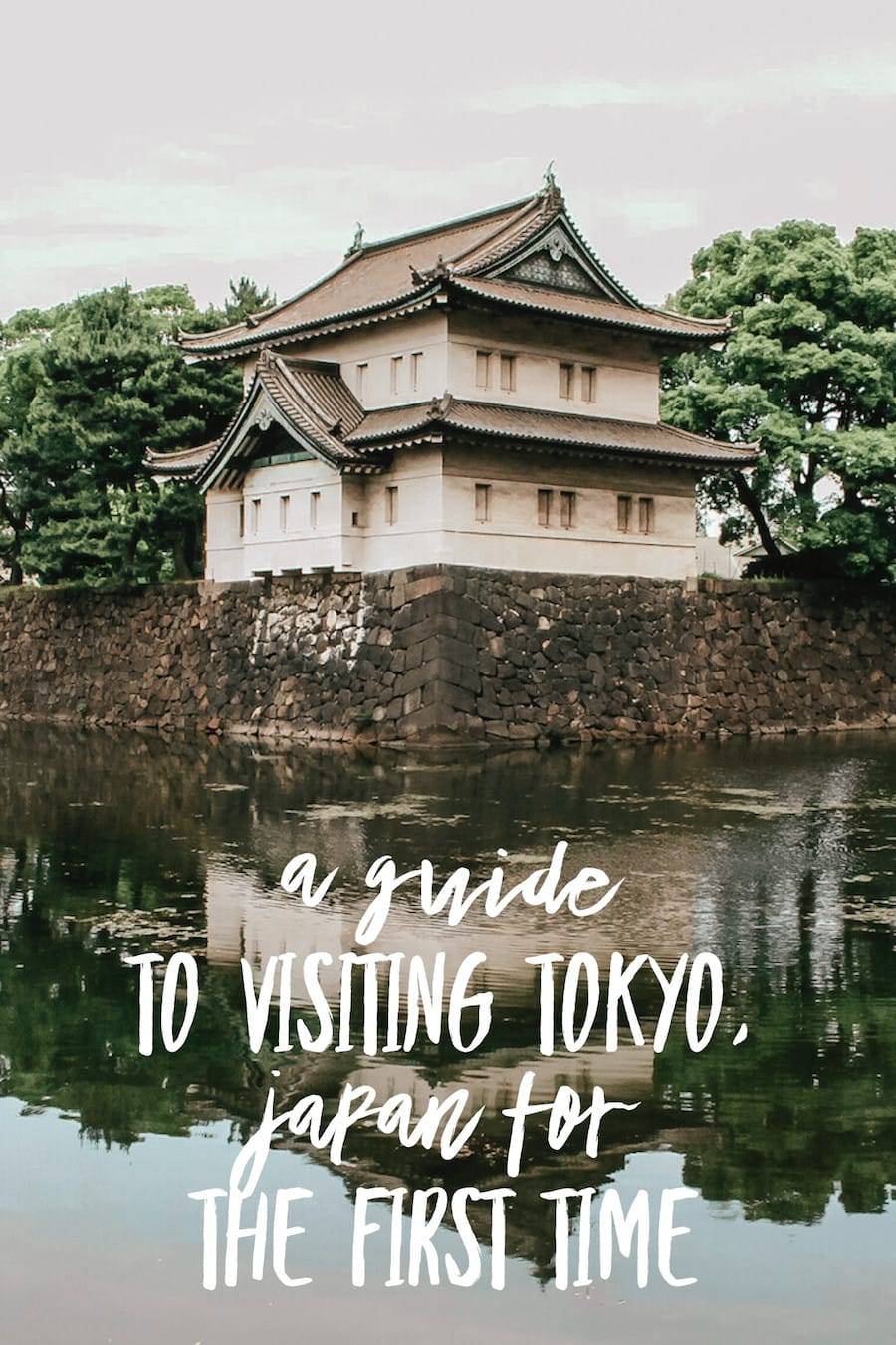 A Guide to Visiting Tokyo for the First Time