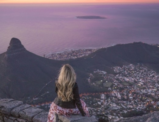 The Best Views in Cape Town For Epic Photos