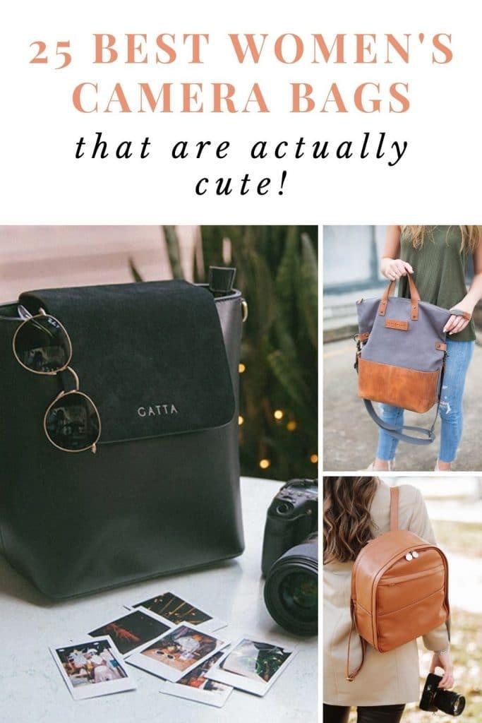 women's camera bags
