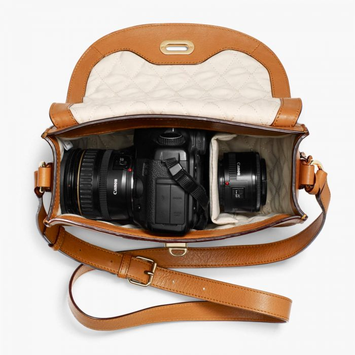 stylish camera bags for women - Lo and Sons crossbody