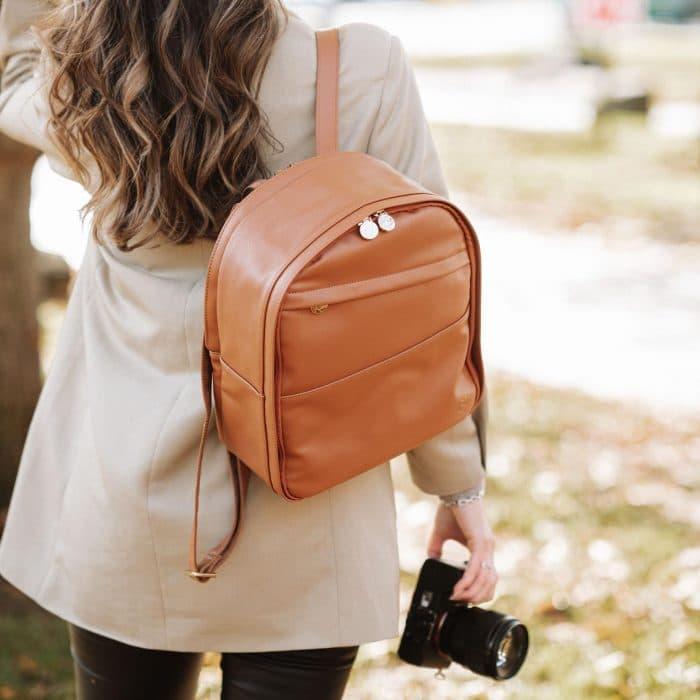 stylish camera bags for women - Mini tog bag