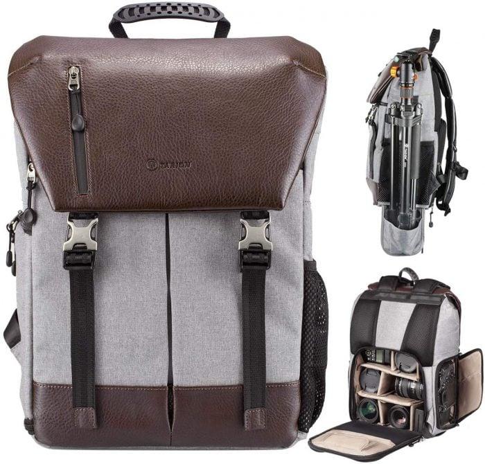 Best stylish camera backpack on Amazon