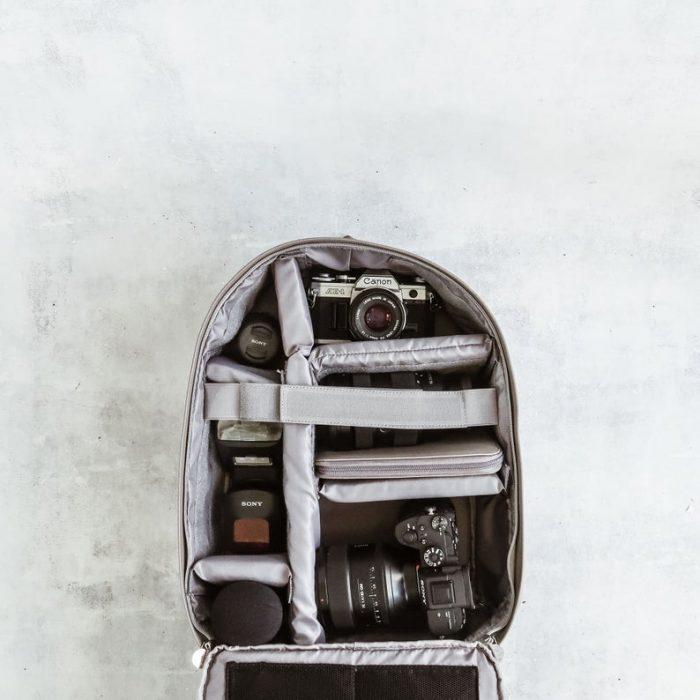 The Big Tog bag - stylish camera bags for women
