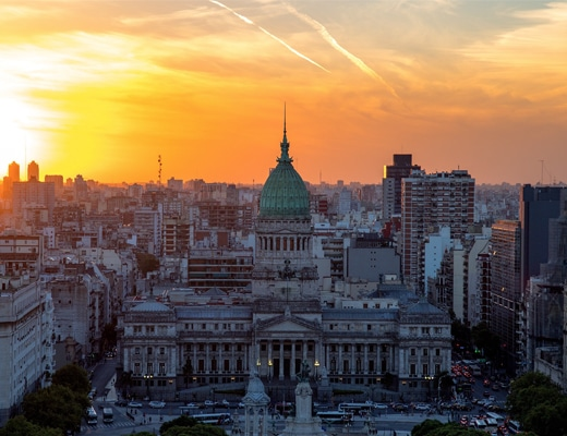 Come Join Me on Unsettled Buenos Aires, Argentina This Fall!