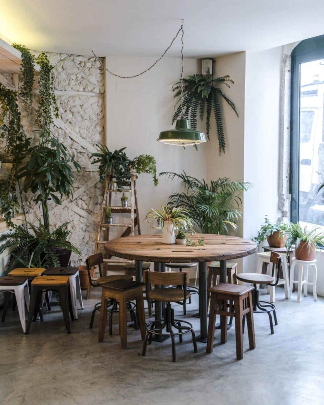 A Stylish Guide To The Coolest Cafes In Lisbon Portugal Live Like