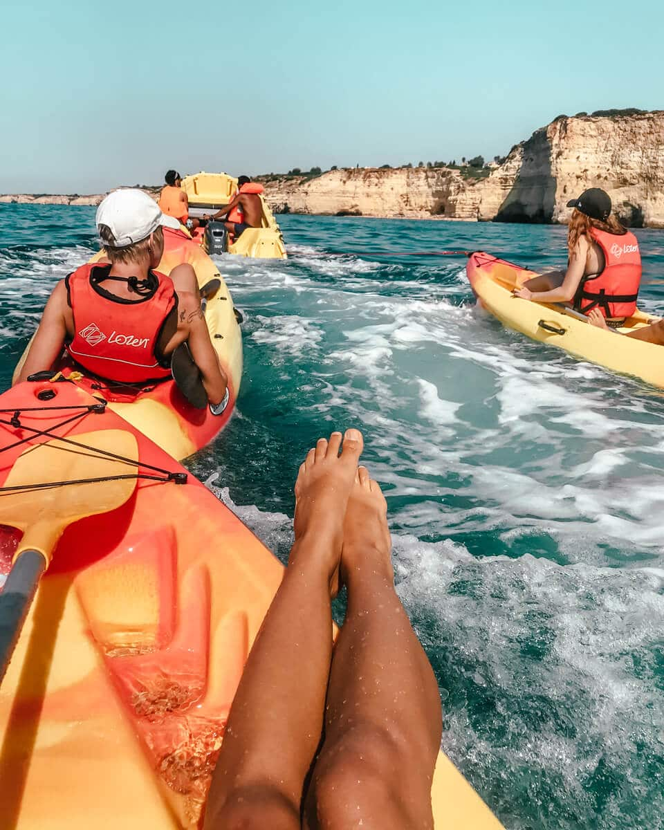 The Benagil Cave Bucket List Guide: Everything You Need to Know | Benagil Caves | Algarve sea caves | Where are the Benagil Caves located | How to see the Benagil Cave | Portugal travel tips | Algarve travel tips | What to do in Algarve Portugal |