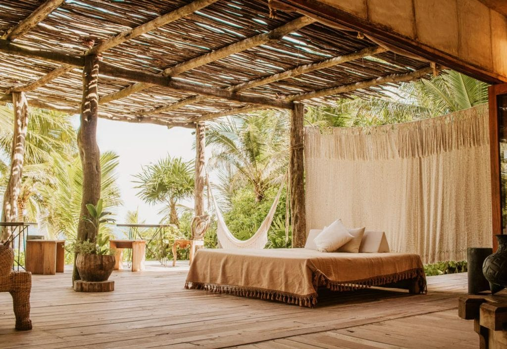 The Most Magical Tulum Beach Hotels You Can't Miss (Plus Map!) La Valise Hotel | Yoga hotels | Best hotels Tulum | Tulum boutique hotels | Tulum Mexico map | Where to stay in Tulum | Places to stay in Tulum | Best Tulum hotels on the beach | Tulum, Mexico | Travel tips Tulum | Tulum 2019 | Tulum travel | Tulum accommodation |