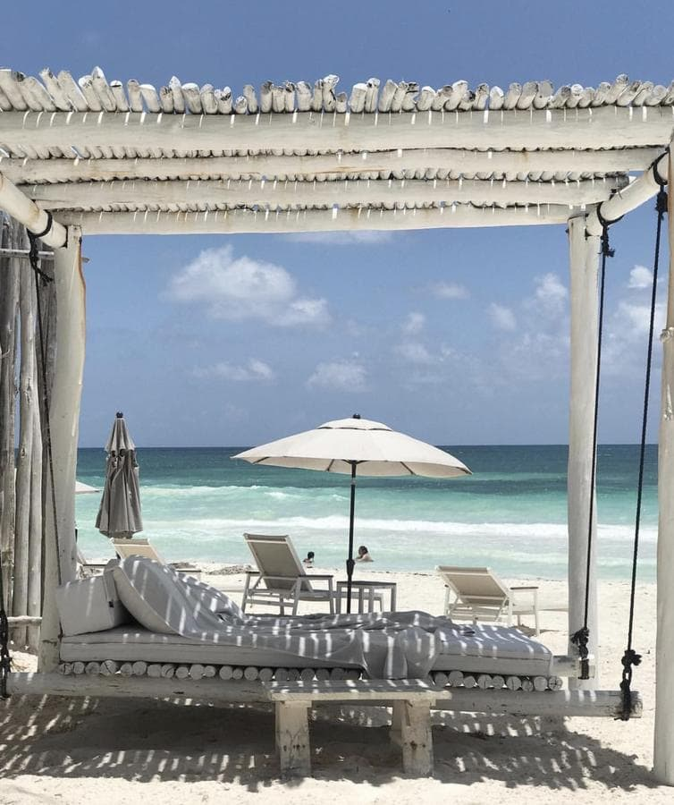 The Most Magical Tulum Beach Hotels You Can't Miss (Plus Map!) | Playa Mambo | Tulum | Yoga hotels | Best hotels Tulum | Tulum boutique hotels | Tulum Mexico map | Where to stay in Tulum | Places to stay in Tulum | Best Tulum hotels on the beach | Tulum, Mexico | Travel tips Tulum | Tulum 2019 | Tulum travel | Tulum accommodation |