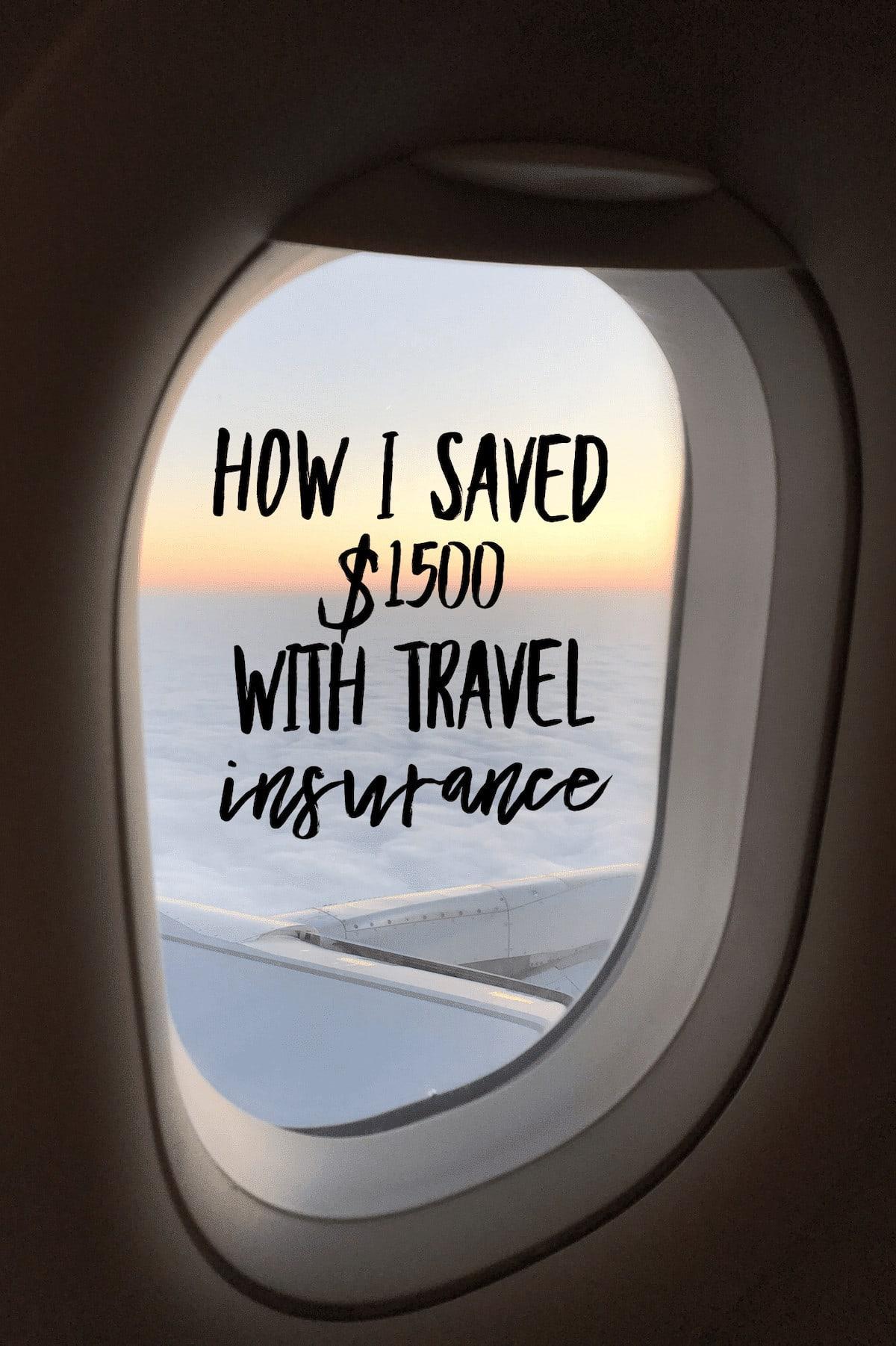 How I Saved ,500 With Travel Insurance - World Nomads Review | Best travel insurance | Why do I need travel insurance | How to buy travel insurance | Travel insurance review | How to save money with travel insurance |