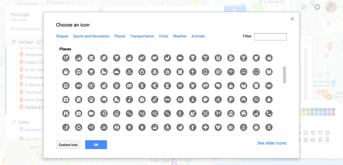 How to use Google Maps to make the best travel itineraries