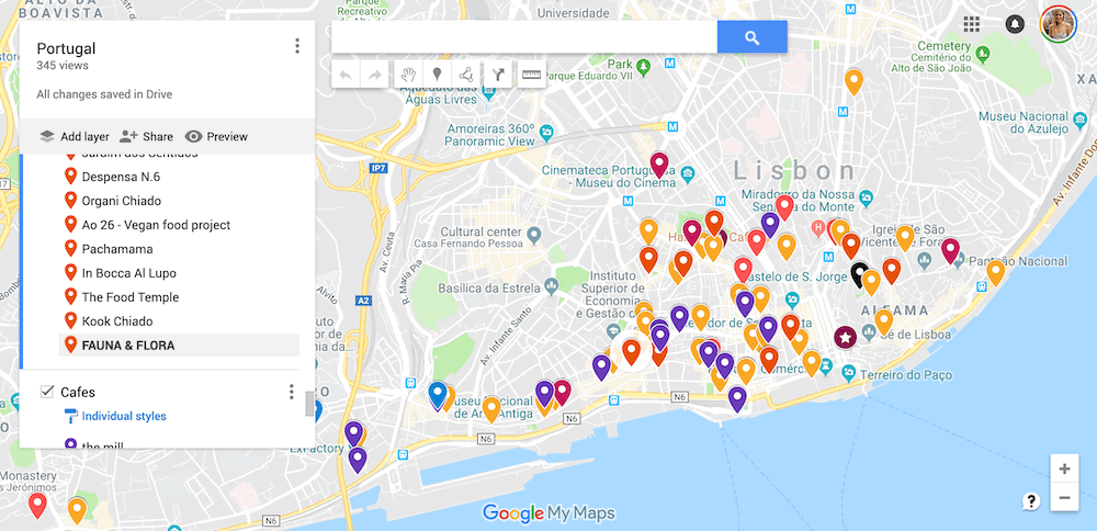A Step By Step Guide To Planning An Epic Trip With Google Maps