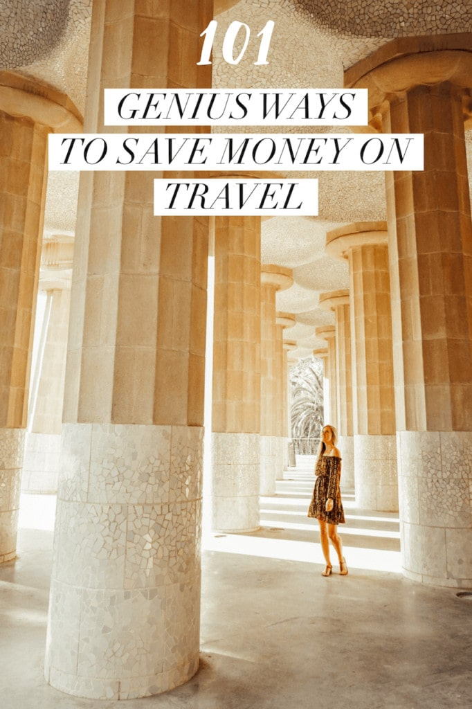 101 Genius Ideas For the Cheapest Ways to Travel the World   Travel for cheap   Cheap ways to travel   How to travel for cheap   Saving money on travel   Budget travel tips   How to travel cheaper   Tips for traveling on a budget  