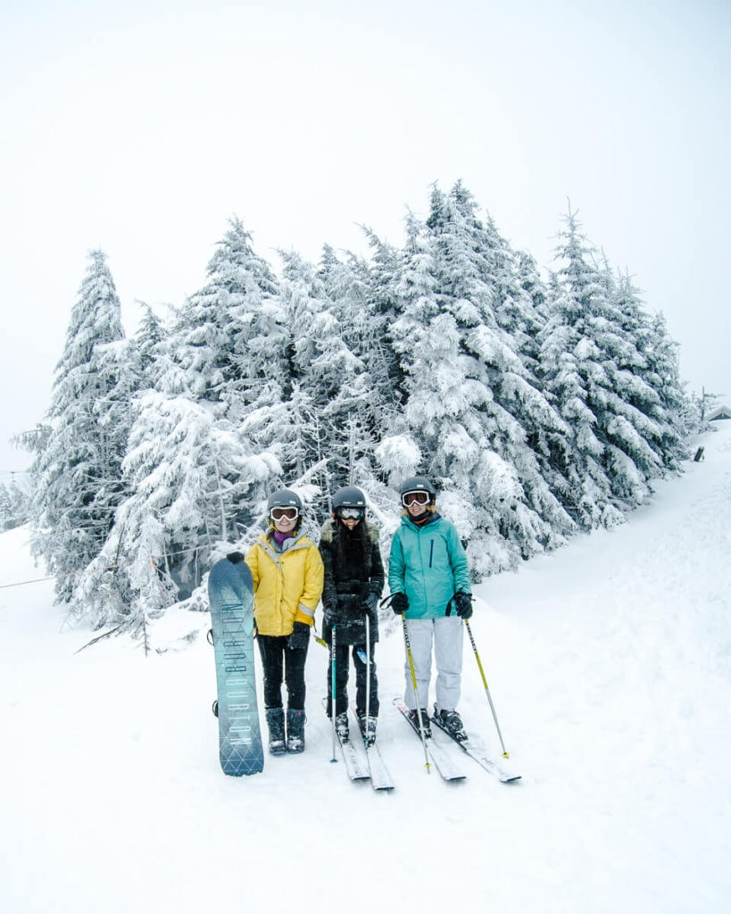 3 Awesome Ways to Experience West Virginia Winter in a Long Weekend West Virginia in winter   What to do in West Virginia   Travel tips West Virginia   Snowshoe Mountain   Blackwater Falls State Park   Greenbrier Resort   Greenbrier Hotel   Winter travel ideas   Winter travel destinations   USA winter ideas  