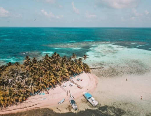 Ranguana Caye day trip | Belize travel tips | Belize day trips | Belize vacation ideas | Central America travel | What to do in Belize