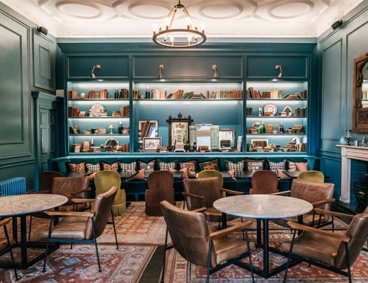 Where to Stay in Edinburgh for Design Lovers