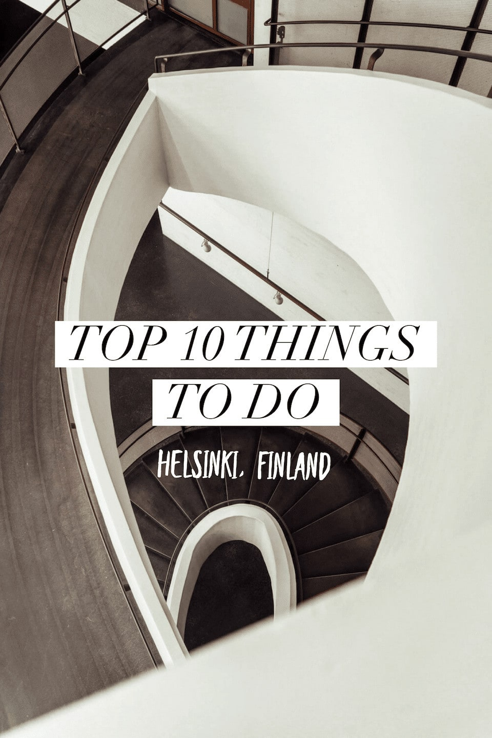 10 Can't-Miss Experiences and Places to Visit in Helsinki, Finland