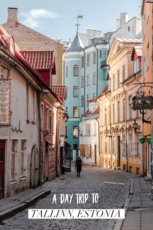 How to do a Day trip to Tallinn, Estonia from Helsinki