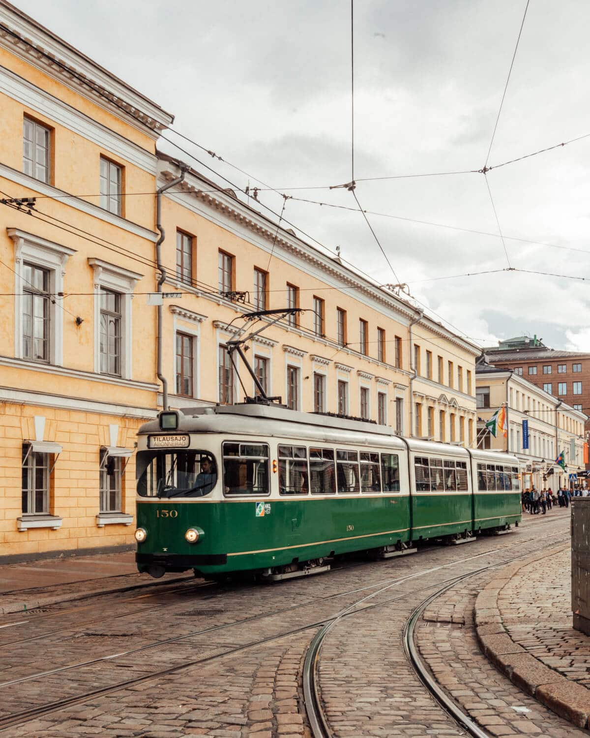 10 Can't-Miss Experiences and Places to Visit in Helsinki, Finland | Trolley trains in Helsinki