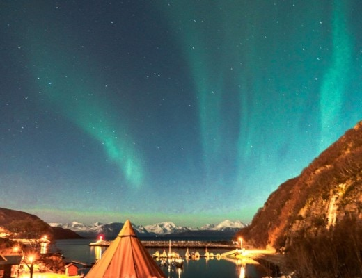 The Absolute Best Time to See Northern Lights in Norway + Helpful Tips